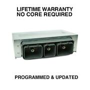 Engine Computer Programmed/updated 2005 Lincoln Ls 5w4a-12a650-ea Ebs0 3.9l