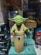Star Wars Episode 1 1999 Yoda Kfc /pizza Hut/ Taco Bell Promotional Cup