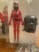 Ashley Wood 3a Toys 1/6th Reimi Kawaii The Red Tq Popbot With Bot Head