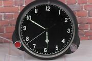 122-chs Russian Soviet Ussr Military Airforce Aircraft Cockpit Clock For Mig, Su