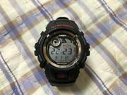 Casio G-shock Coca-cola Limited Model Men 's Used Watch