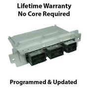Engine Computer Programmed/updated 2010 Ford Fusion Ae5a-12a650-kd Xky3 2.5l