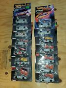 Lot Of 14 Hot Wheels Pro Racing Test Track Edition Nascar 164 Scale Die Cast
