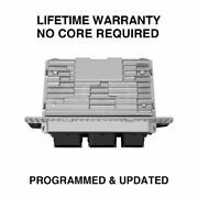 Engine Computer Programmed/updated 2012 Ford Motorhome Cu9a-12a650-ab Tva1 6.8l