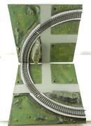 American Flyer S 26101 Curved All Aboard Track Panels Qty Of 2 T161