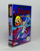 Nintendo Nes Game Case Only - The Jetsons Cogswells Caper Pal