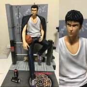 Slam Dunk Mitsui Hisashi Resin Figure Model Painted Statue In Stock Chao Liu Gk