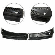 Fit Ford F250 F350 Excursion Windshield Wiper Vent Cowl Screen Cover Panels Kit