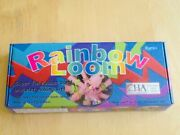 New Rainbow Loom Rubber Band Bracelet Making Kit Crafts Kids Hobby From 2012