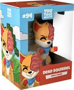 Dead Squirrel Youtooz Vinyl Figure Limited Edition Collectible [sold Out]