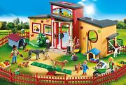 Playmobil City Life Hotel Of Pet, From Of 4 Years 9275.cuidador Animals