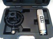Rode Nt-2000 Condenser Professional Microphone With Shock Mount And Carrying Case