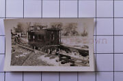 The Wabash Frisco And Pacific Railroad Caboose 51 12 Gauge Train Photo