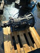 Allison 2500 Pts Transmission Assembly Takeout Of Wreck Pan Damage See Pics