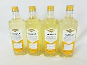 Lot Of 600 Fontana By Starbucks Vanilla Flavoured Syrup 1 Liter Bbd Feb 2021