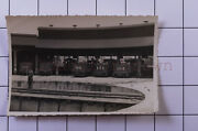 Guatemala Railroad Roundhouse And Turntable Engines 106 185 86 171 164 Photo