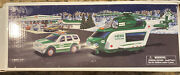 2012 Hess Helicopter And Rescue Truck- New