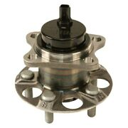 For Toyota Prius 10-15 Genuine Rear Passenger Side Wheel Bearing And Hub Assembly