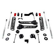 For Ram 2500 2014-2018 Pro Comp K2200b 6 X 6 Front And Rear Complete Lift Kit