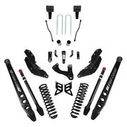 For Ford F-250 Super Duty 17-19 4 X 4 4-link Front And Rear Complete Lift Kit