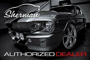 For Ford F-150 04-08 Sherman Fo1230238ds Reflexxion Cowl Induction Hood Panel