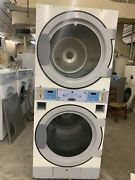 Wascomat Td45x45 Stack Dryer Sale As Is
