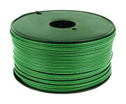 Holiday Bright Lights W02508iw Green Wire Led C9 Light Cord 250 L Ft. Reel
