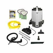 Proteam W/electrified Hose Outlet 103224 Cleaner Provac Fs 6 Vacuum Backpack...