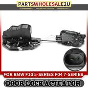 Front Right Door Lock Actuator For Bmw F10 528i 2011-2016 535i F01 740i F10 M5