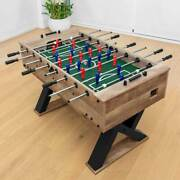 Pinpoint Table Football | Home Indoor Game With 2x Foosballs Andndash Kids/adults