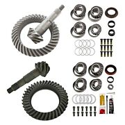 For Chevy Silverado 3500 Hd 07-10 Motive Gear Mgk-250 Ring And Pinion Complete Kit