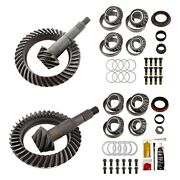 For Chevy Silverado 3500 Hd 07-10 Motive Gear Mgk-249 Ring And Pinion Complete Kit