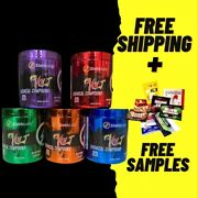 Static Labz 1and0393 Volt Preworkout From Makers Of Dark Energy Free Shipping+samples