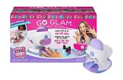 Cool Maker, Go Glam Nail Stamper Deluxe Salon With Dryer For Manicures And Pe...