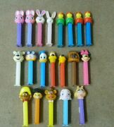 Pez Dispensers Animals And Animal Characters Garfield, Star Wars, Disney And More