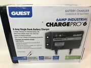 Guest Charge Pro 6 Battery Charger 6 Amp Pro Single Bank Marine Battery Charger