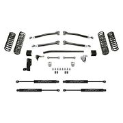 For Jeep Wrangler 2018 Fabtech K4140m 5 Trail Front And Rear Suspension Lift Kit