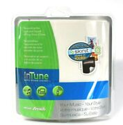 1 Heath Zenith Intune Your Music Your Style Personalized Sound Mp3 Door Chime