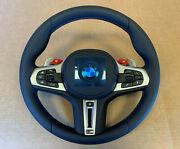 Bmw M5 F90 X3m F97 X4m F98 Genuine Eu M Steering Wheel Heating Acc New