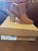 Melrose Ave Los Angeles Hot Gossip 100 Vegan Cognac V-leather Womenand039s Boot