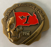 Usn Seal Smu Special Recon Team One 2 April 2015 774 - Doubloon Designed Shape