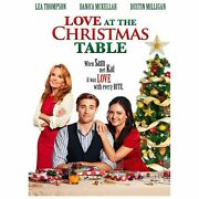 Love At The Christmas Table Dvd, 2013 Brand New Sealed