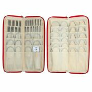 Knitting Needles 121pcs Double Point Stainless Straight Circular Kit Craft Tools