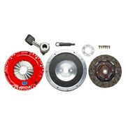 For Audi A4 2005-2008 South Bend Clutch K70350f-hd-o Stage 2 Daily Clutch Kit