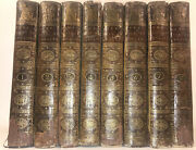 Leather Setdavid Hume's History Of England Printed In 1778 Complete Raregift