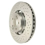 For Mercedes-benz Cls63 Amg S 14-16 Genuine W0133-1919427-oes Front Brake Rotor
