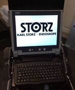 Karl Storz V05021aemv Videoscope And 81048020 Techno Pack Self-contained - Used