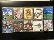 Sony Playstation 3 Ps3 Games New Sealed You Pick And Choose All Japan Version