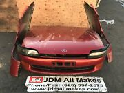 1990-1995 Jdm Toyota Sera Exy10 Front End Nose Cut Oem
