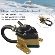 Car Oil Injection Conversion Fuel Pump Kit For Johnson/evinrude Outboard Motors